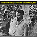 Kongo dieto 3302 : les freres aines de l'humanite doivent etre synonyme de la paix la justice la non violence et le fraternite..