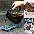 Glacons au cafe