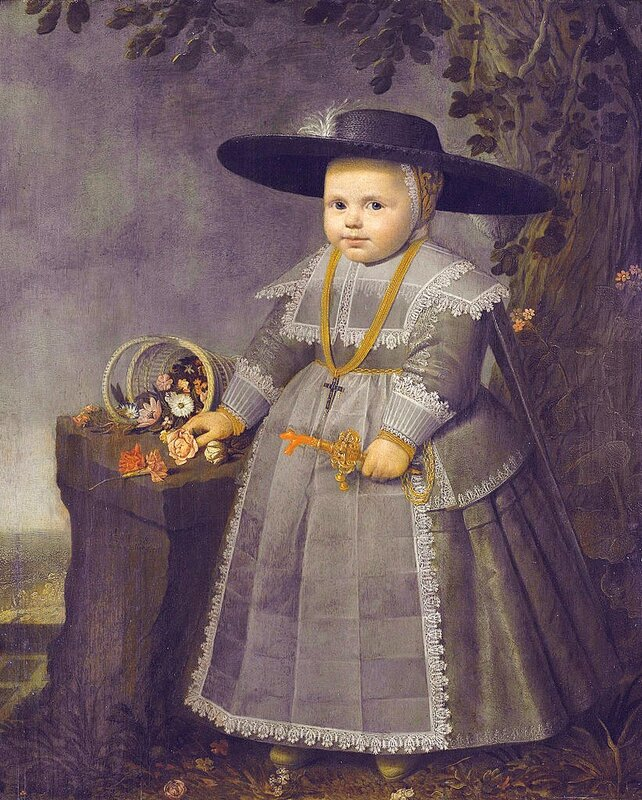 1638_Willem_van_der_Vliet__Dutch_artist__c_1584_1642__Portrait_of_a_Child