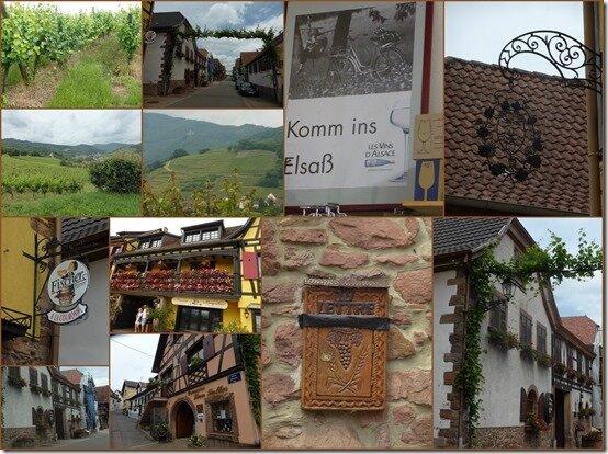 Alsace début juin 20178