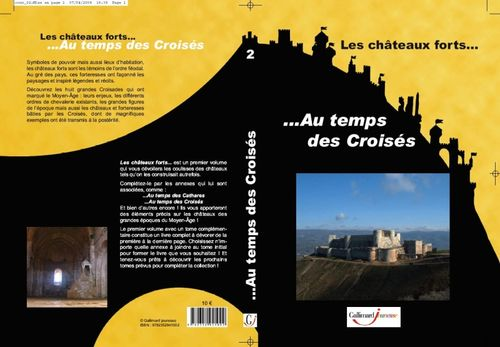 Couverture Chateau fort tome 2