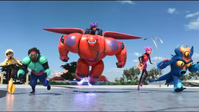 Big Hero 6 (photo 2)