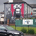 Bogside Mural - Blanket Protests