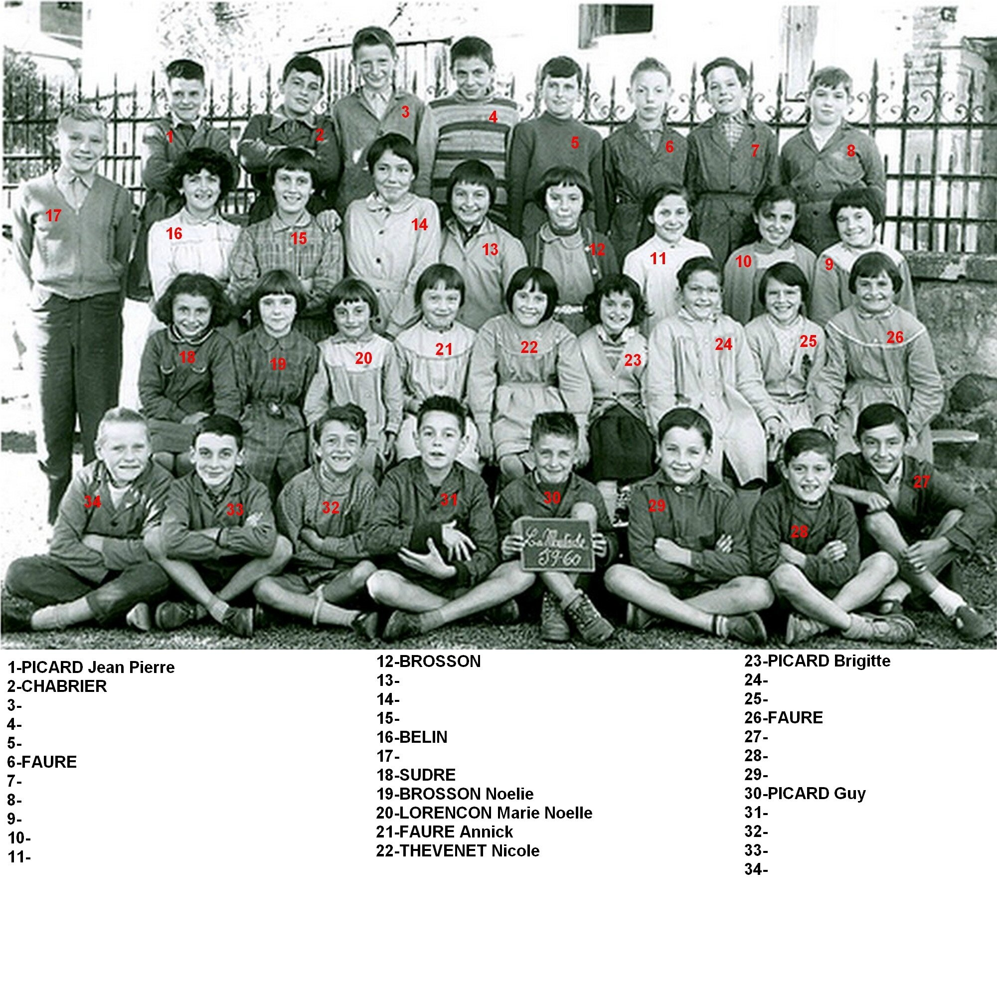 1959-1960 grands