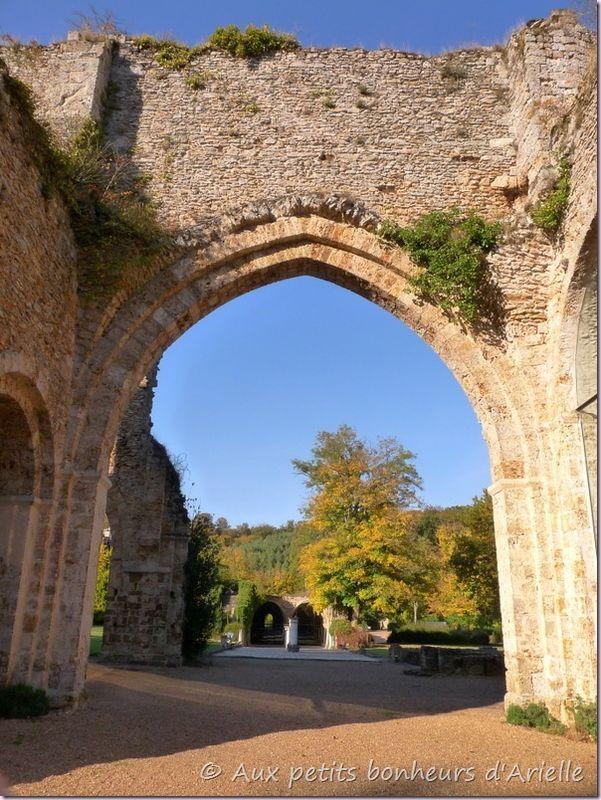 Abbaye des Vaux de Cernay (19)
