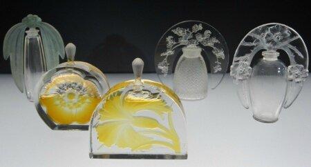 Flacons parfum Lalique 2