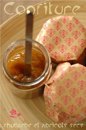 Confiture rhubarbe-abricots secs_3