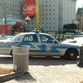 Atlanta voiture de Police