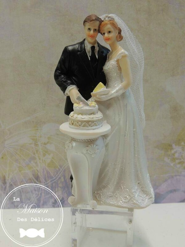 couple part gateau