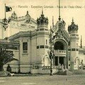 17. Exposition Coloniale Marseille 1906 palais de l'Indochine E