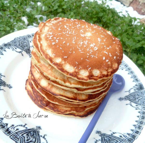 Pancakes coco 2