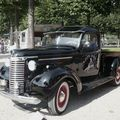 CHEVROLET pick-up 1940 Schwetzingen (1)