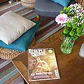 Bricolage, récup, lecture.... art de vivre...