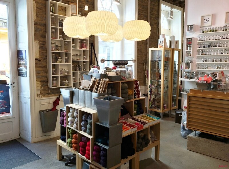Vente de laines à Rennes - Suppléments d'âme 1 - Jakecii