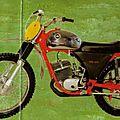 Gamme et tarif des 125cc zundapp 1972