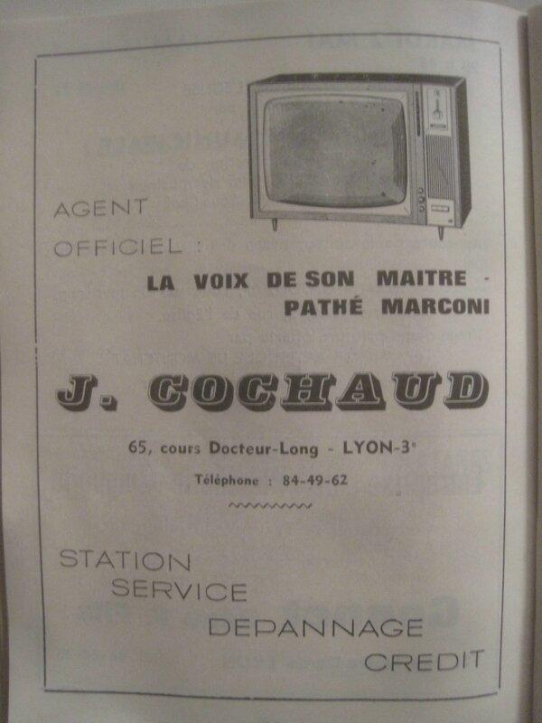 AMCF 1967 ance televiseurs 65-long