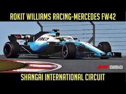 chinese f1 2019 qualifying rokit