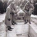 Cercueil du - Soldat inconnu -