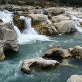 Cascades du SAUTADET (30) à la Roque sur Céze