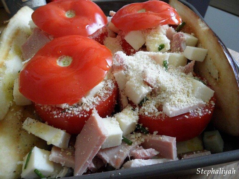 Tomates farcies - 2