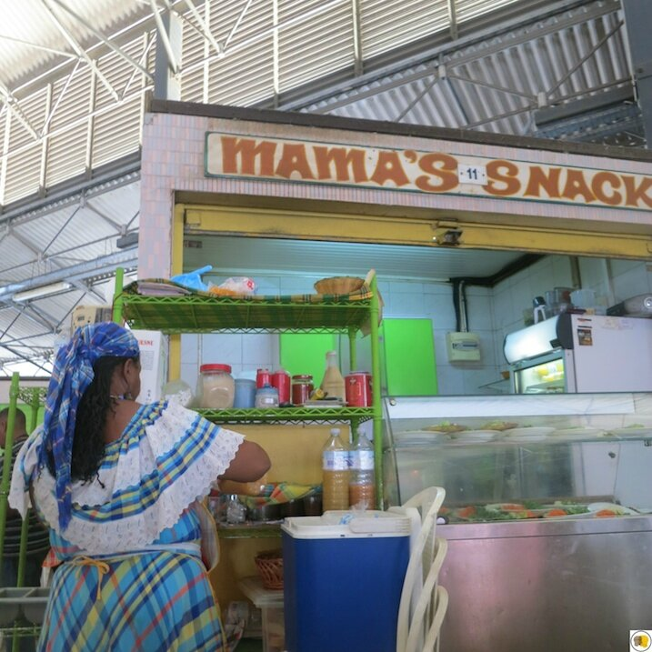 Mama's Snack