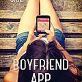 Boyfriend app - katie sise