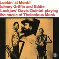 Johnny Griffin and Eddie Lockjaw Davis - 1961 - Lookin' at Monk (Jazzland) 2