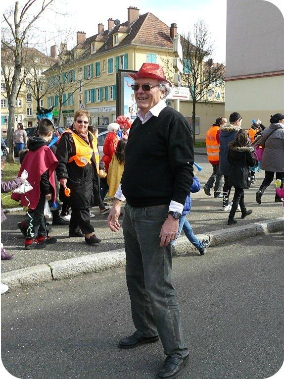 Quartier Drouot - Carnaval 60