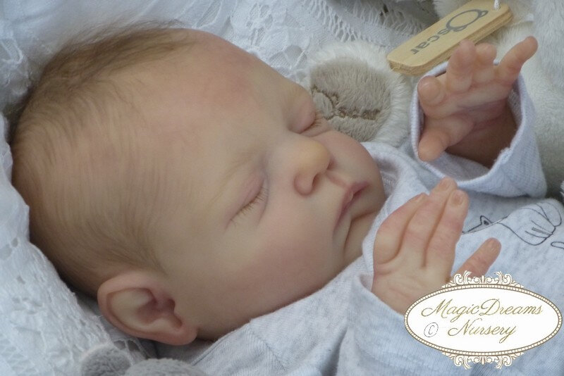 Jocelin, doll kit Xander de Cassie Brace