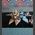 Origami à l'honneur