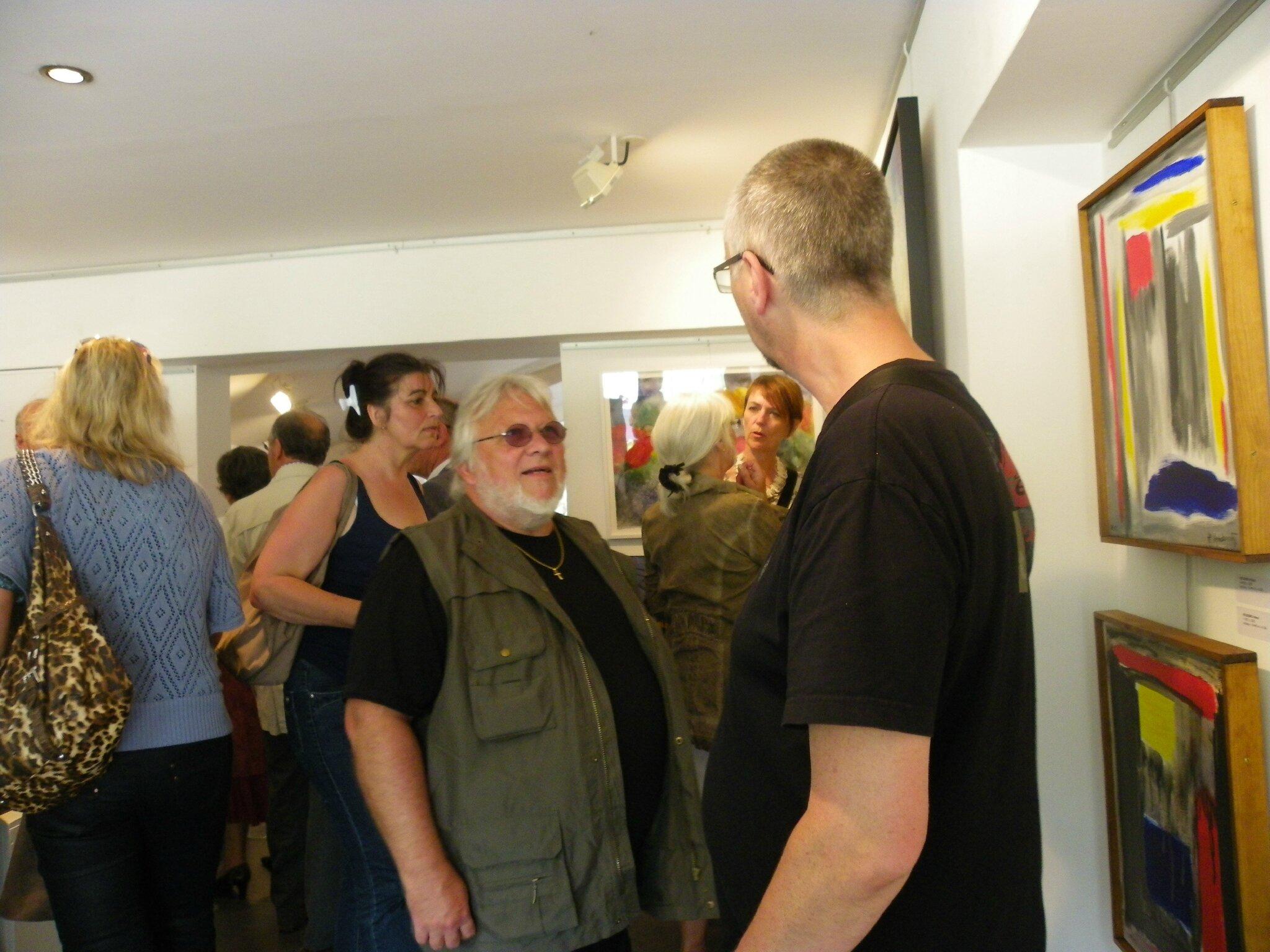 Giverny - 2012 avec Denis...