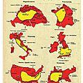 hongrie perte de territoire 1er guerre mondiale