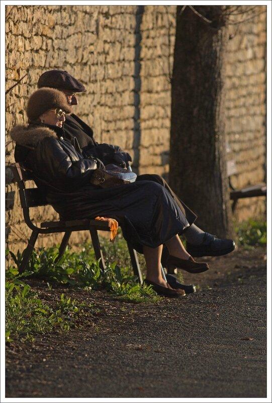 couple dimanche matin 2 120114 seniors banc