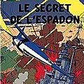 Le secret de l'espadon (1 et 2) par edgar p. jacobs