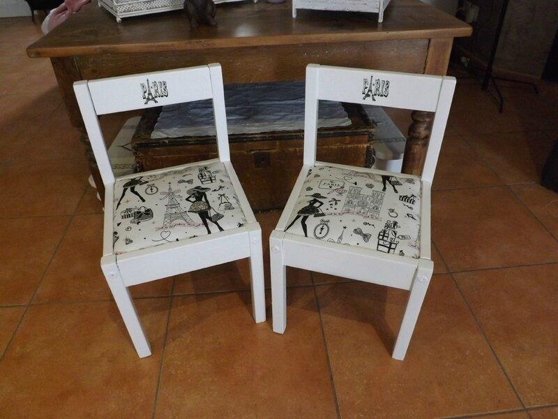 Petites chaises (3)