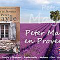 Peter mayle : un écrivain passionnant