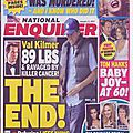 National enquirer (Gb) 2016