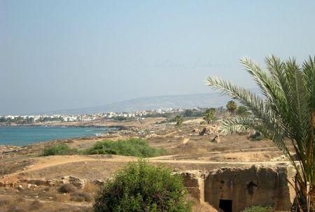 Chypre Paphos Tombeau des Rois