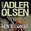 Département v, t1 : miséricorde, de jussi adler-olsen (livre et livre audio)
