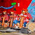 Spectacle à Goro le 16 juillet 2008