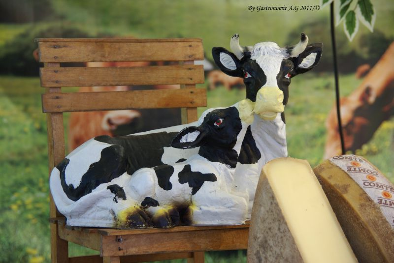 Vachement fromage!