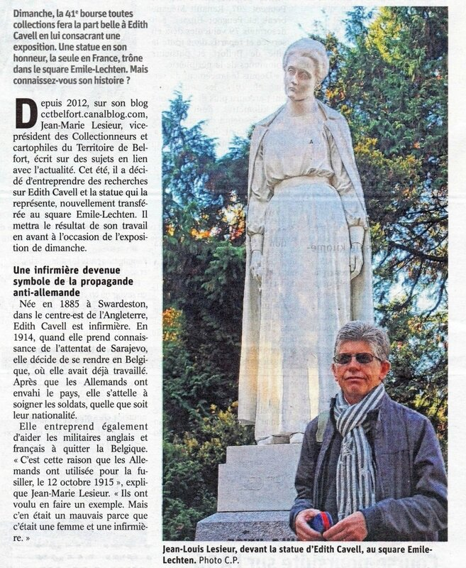 Article Edith Cavell ER 21 oct 2017 Rb