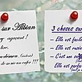 Azilis et albian comparent leurs notes