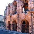 L'amphithéatre d'Arles