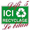 Défi 5- On recycle pour le printemps