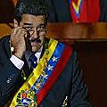 Le vénézuela rompt les relations diplomatiques avec la junte d'extrême droite brésilienne