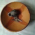 Cadenas sacré du médium houessinon
