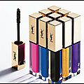 Mascara couture vinyl - yves saint laurent - + video