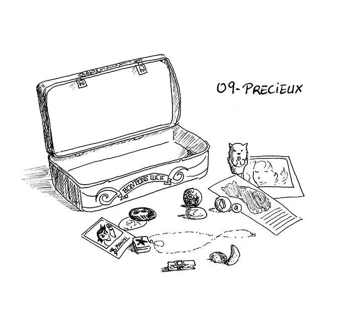 09 - Précieux