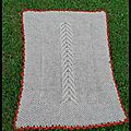 Baby blanket b_16-9 by Drops design